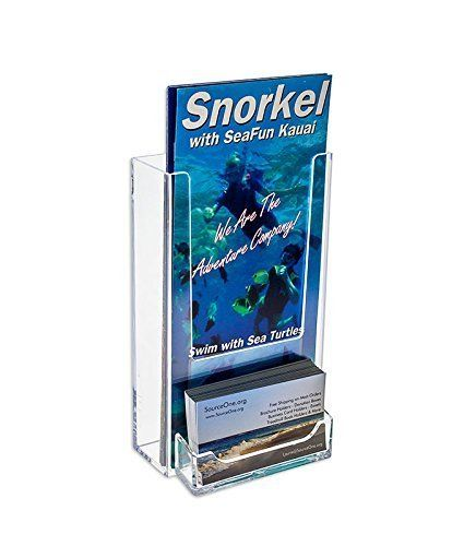 Home Decorators Collection | Source One Tall Boy 4Inch Wide Wall Mount Brochure Holder with Business Card Holder 40 Pack -- Visit the image link more details. Note:It is Affiliate Link to Amazon.