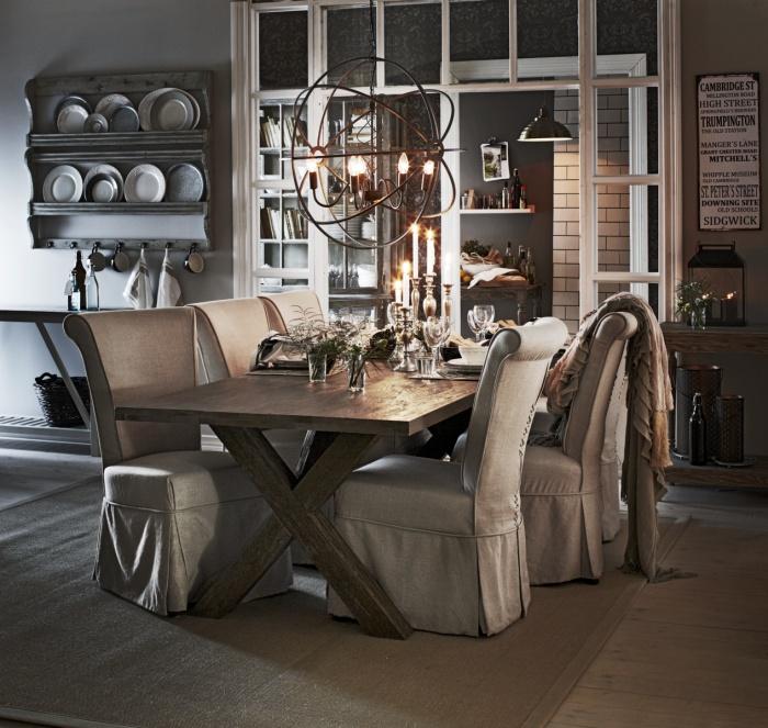 """matbord """"Isabelle"""" från mio. himla flott."""