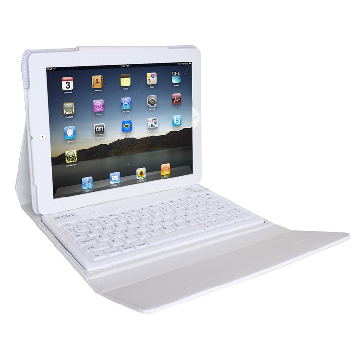 Beatech Bluetooth Keyboard Case for Apple iPad/ iPad 2 #KPC1