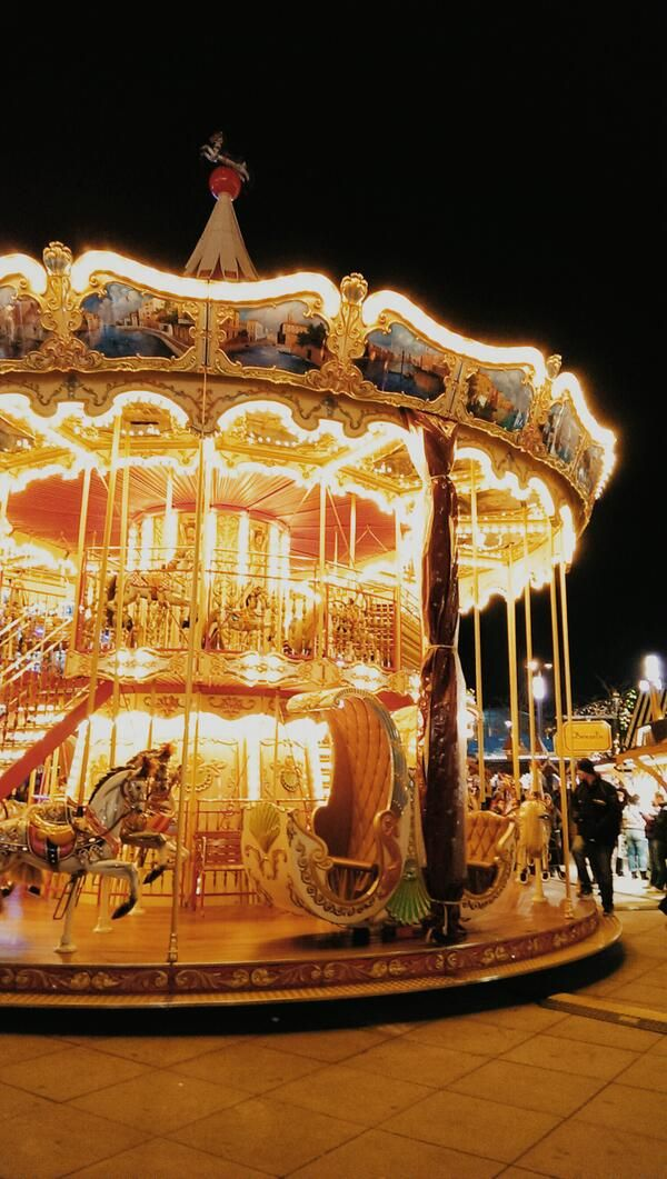 #Carousel in #Berlin by Matthew Tang - shot on #HTCOne