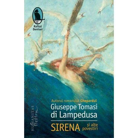Sirena si alte povestiri (ed. tiparita)  Socotit autor al unei singure opere, romanul Ghepardul, Giuseppe Tomasi di Lampedusa era un scriitor nascut, nu facut. Stau marturie fragmentele de amintiri din copilarie si cele trei povestiri publicate in acest volum, scrise in ultimii sai ani de viata, dintre care Sirena a ajuns, in timp, sa fie considerata aproape unanim, la randul ei, o capodopera.