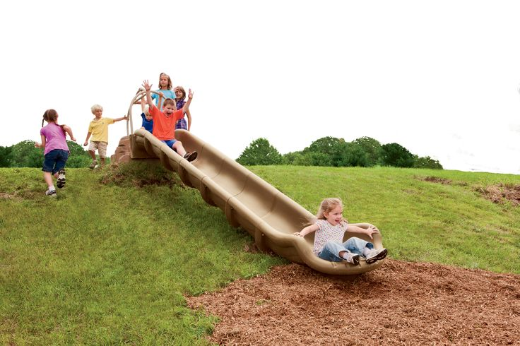 1000+ images about Yard hill slides & childish fun on Pinterest
