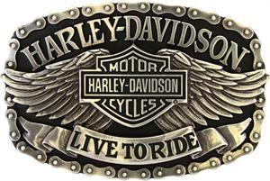 harley-davidson belt buckles | Men's H-D Belts & Buckles