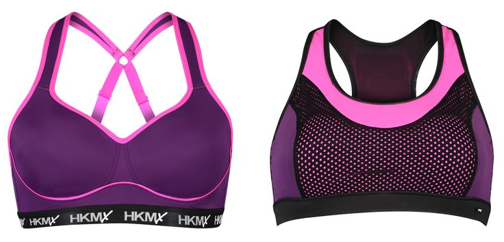 New sports bras are in! #hkmx #hunkemöller #musthave #new #fashion #purple #pink #workout