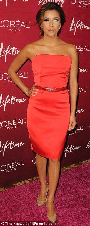 Eva Longoria reveals she starved herself after splitting from ex-husband Tony Parker | Mail Online