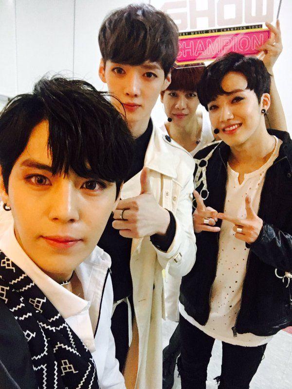 Boys Republic Suwoong, Sunwoo, Onejunn, & Sungjun