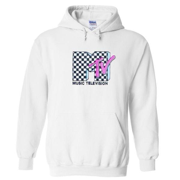 MTV Music Television Logo Hoodie
