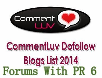 99 High PR Websites with Do Follow or CommentLuv Enabled Blogs & Forums | InfotechPOOL