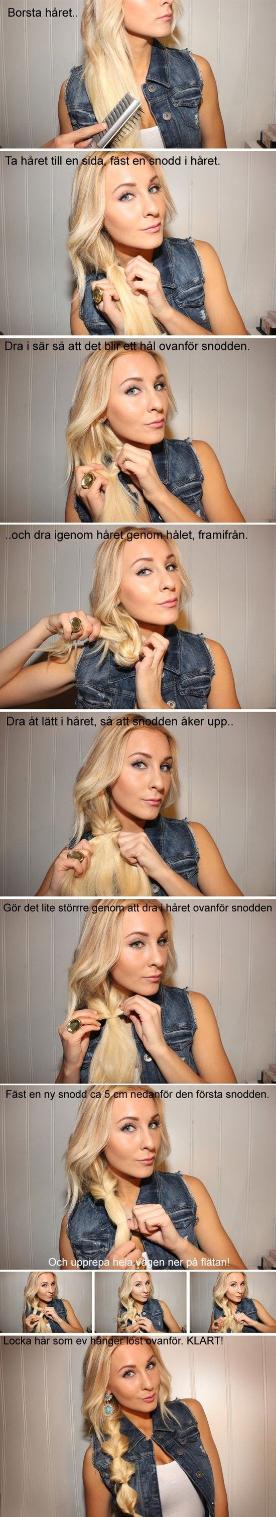 Bohemian braid. Not in English but I still understand.
