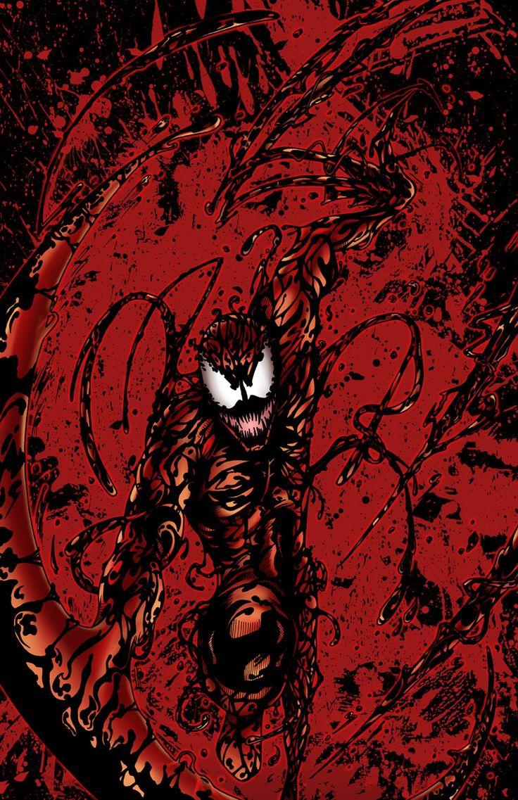 Carnage comics   Marvel Comic's Cledus Casady/Carnage