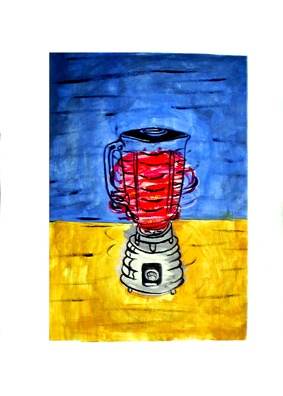Ilustraciones (estudiante) by Rubén Egea, via Behance