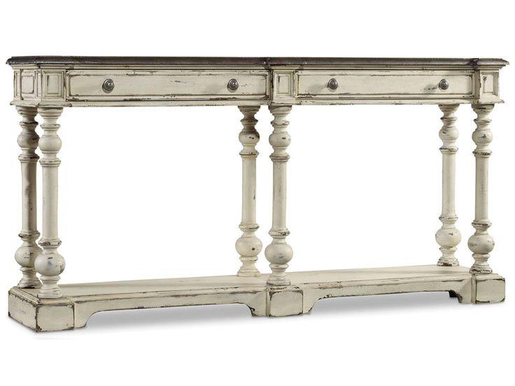 HOOKER   Furniture Sanctuary Thin Console #5403 85003 68w X 14d X 34.25h
