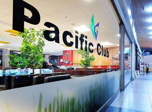 Pacific Club Salones VIP en Aeropuerto Internacional Carriel Sur (CCP) in Talcahuano, Biobío, Chile
