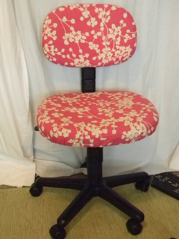 11 best images about Office chair makeover on Pinterest ...