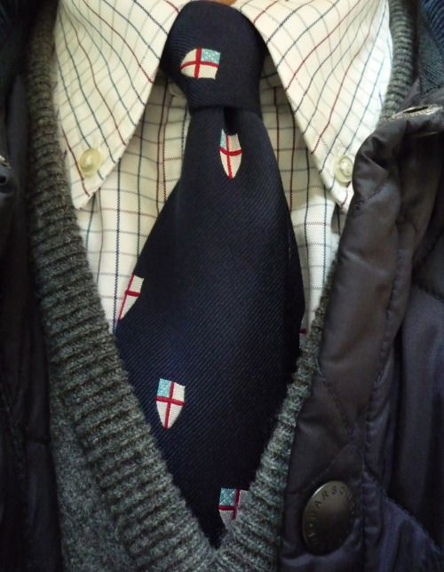 heavytweedjacket: Liddesdale Monday. Quilted jacket, S