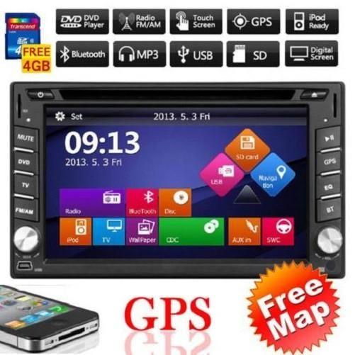 #Auto #Stereo HD #GPS #Bluetooth