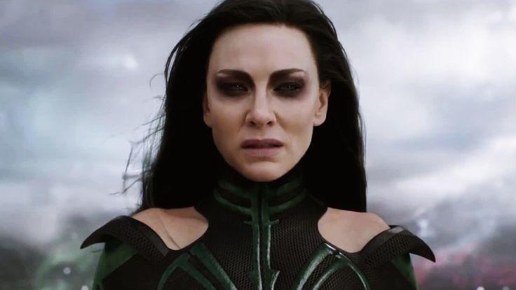 Cate Blanchett As Hela Thor Ragnarok Wallpaper 16170 - Baltana