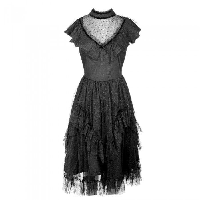 Black Gothic Dress