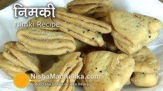 Nimki Recipe Video | How To Make Nimki - YouTube