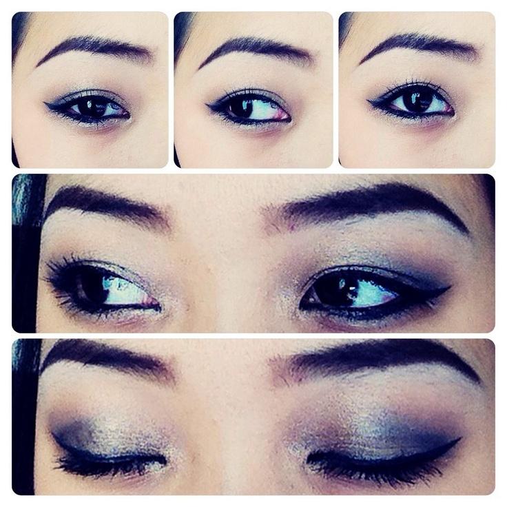Make up for Asian eyes by shirleyvang. Follow me on Instagram shirleyvang101