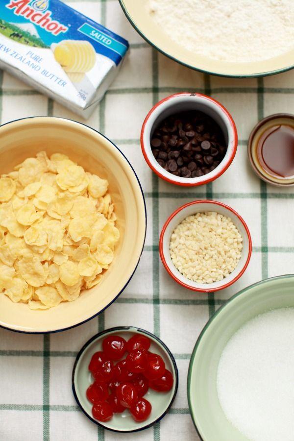 Red Pearl Cookies Biskut Yang Sedap Sangat Masam Manis Makanan Kue Kering Resep