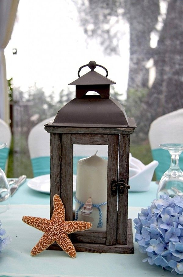19 best beach wedding decoration ideas images on pinterest beach natural beach wedding decoration rustic beach outdoor wedding decoration 2014 beach wedding table starfish junglespirit Image collections