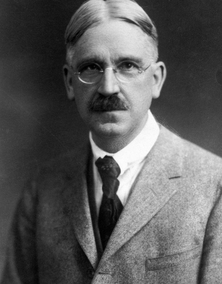 John Dewey on education, experience and community