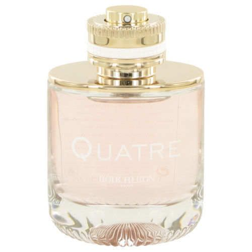 Quatre Perfume by Boucheron 3.3 / 100 ml. Eau De Parfum Spray for Women TESTER #Boucheron