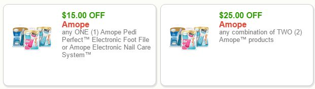 Save $15 on the Amope Foot File + Coupon Matchup - Price Match at Walmart, Coupon at Walmart, Save Money at Walmart