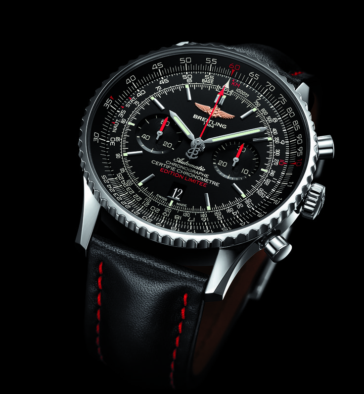 Breitling has just released 2 special editions of our Navitimer and Superocean Heritage 46 exclusively for SEA. exclusively for South East Asia.
