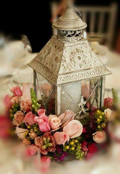 Elise may lanterns pinterest wreaths centerpieces