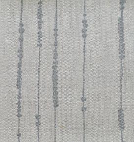 Pearls Grey Print From Ada Ina Natural Fabrics 100 Linen