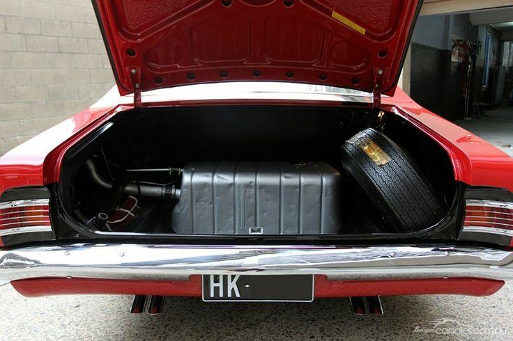 1968 HOLDEN MONARO HK GTS