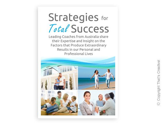 Success Strategies Ecover Design  (Ebook Cover Design) by www.thatscreativeebookdesign.com.
