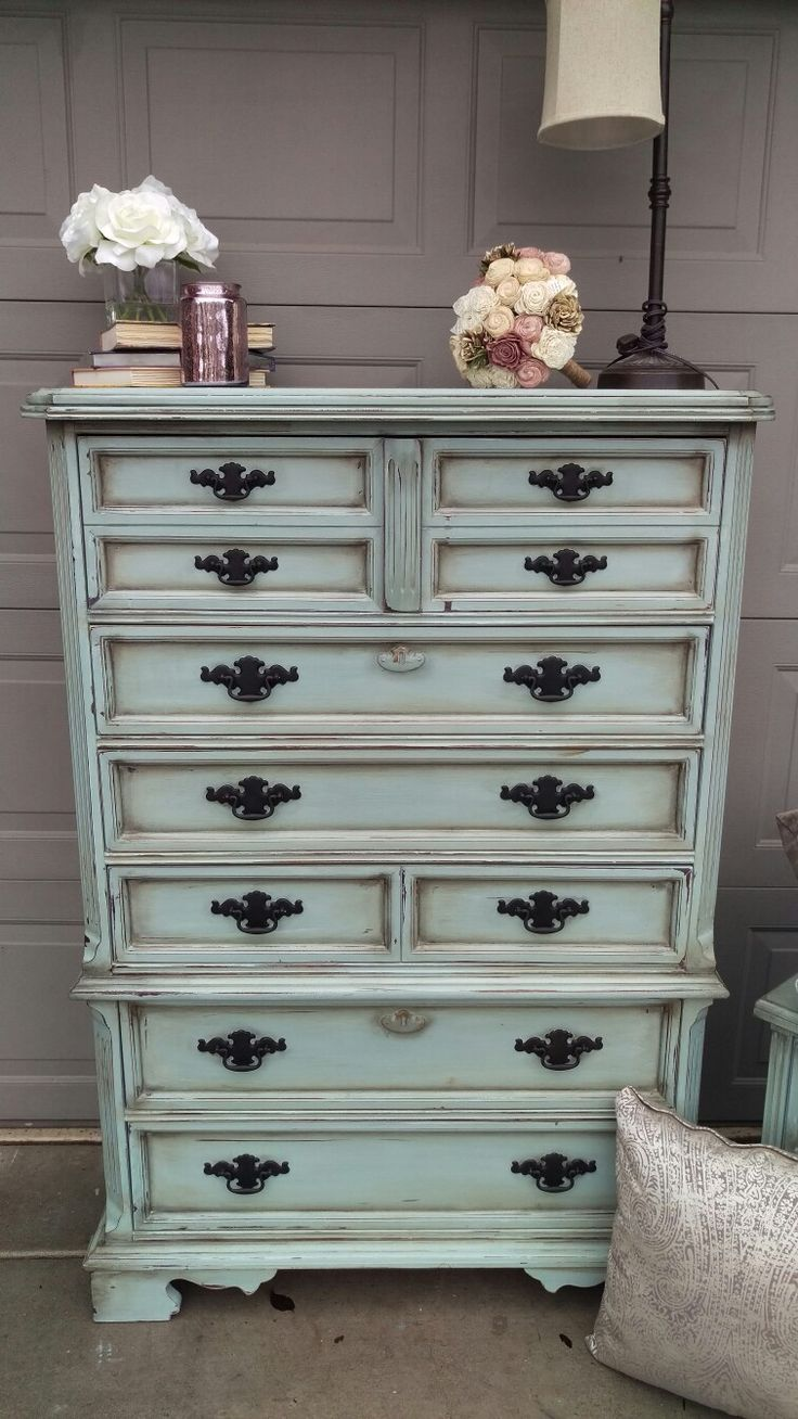 Best 25 Turquoise dresser ideas only on Pinterest Distressed