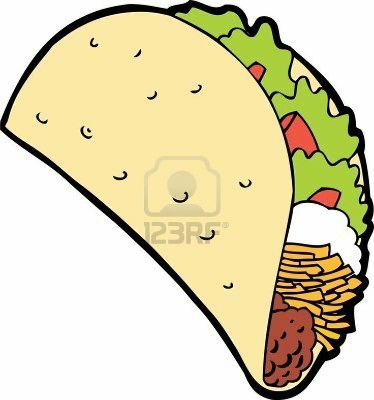 taco cartoon