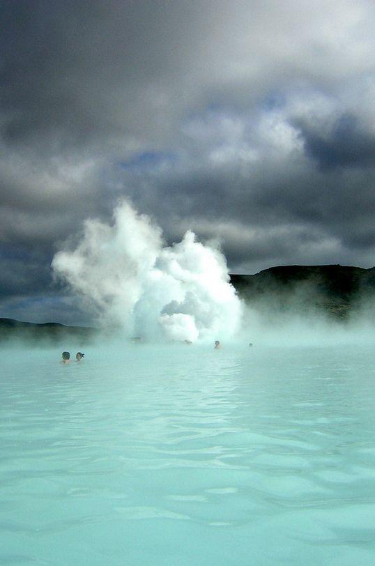Blue lagoon, iceland #iceland #lagoon #explore www.vainpursuits.com