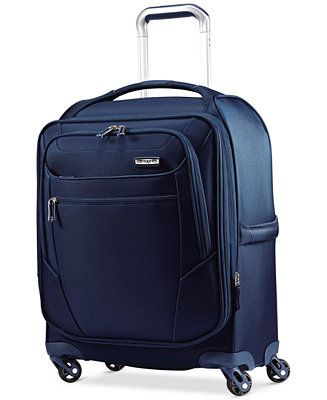 Samsonite Sphere Lite 2 19 Carry-On Expandable Spinner Suitcase, Created for Macy's - Carry-On Luggage - Luggage & Backpacks - Macy's