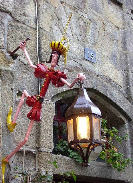 Travel Inspiration for France - *Enseigne, Tourist shop in Guérande, France*
