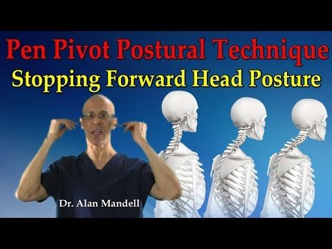 Subscapularis Broom Stretch Exercise for ALL Neck and Shoulder Problems - Dr Mandell - YouTube