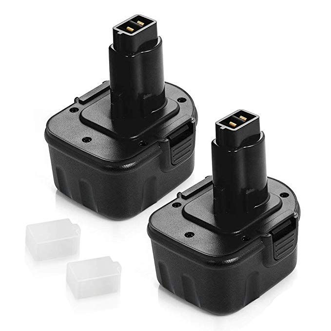 2 Pack 3 6ah Ni Mh For Dewalt 12v Battery Xrp Dw9071 Dw9072 Dc9071 De9037 De9071 De9072 De9074 De9075 Replacement For Dewalt 12 Volt Battery Cordless Power Tool Power Tool Batteries Battery Cordless