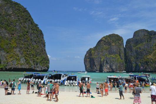 Maya Beach, Phuket - Thailand.