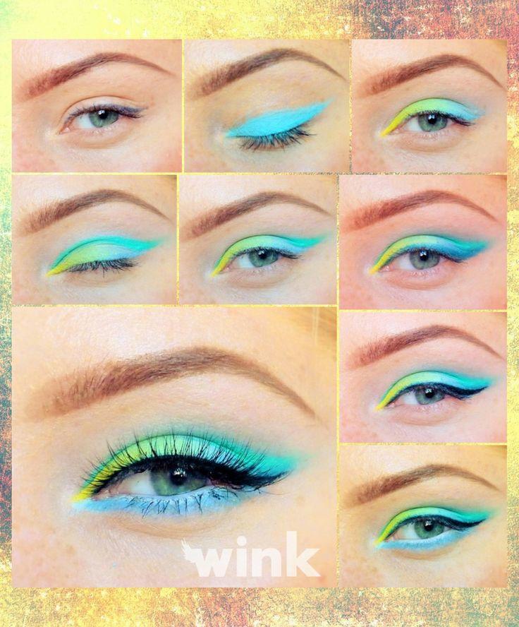 Step by step: Svieže letné líčenie. http://wink.sk/beauty/makeup/step-by-step-svieze-letne-licenie.aspx