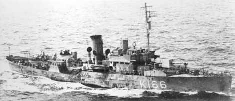 26 November 1940 worldwartwo.filminspector.com HMCS Snowberry