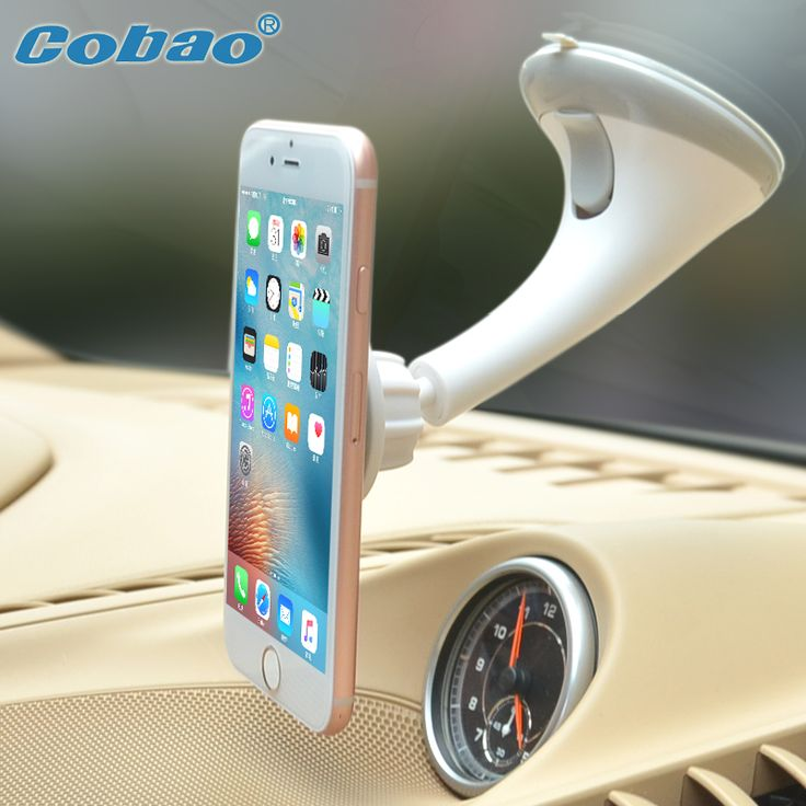 cobao Universal Car Styling Windshield Mount Stand Mobile Phone Holder For iPhone 4 5 5s 6 6s Plus For Samsung Smart Phone GPS #clothing,#shoes,#jewelry,#women,#men,#hats,#watches,#belts,#fashion,#style
