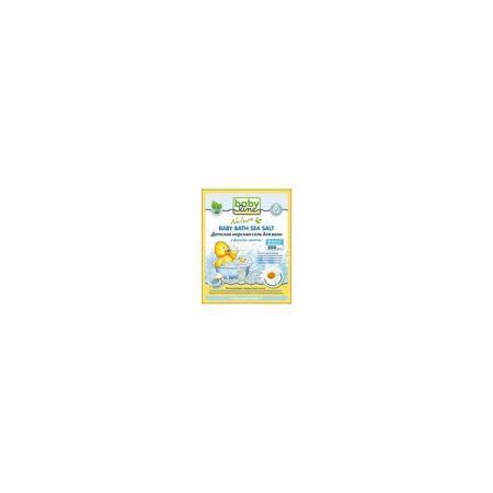 Babyline Детская морская соль для ванн с ромашкой, Babyline, 500 гр.  — 55р.  Детская морская соль Babyline обогащает воду минералами, необходимыми для здоровья ребенка. Солевые ванночки снимают раздражение и зуд с нежной детской кожи, способствуют повышению иммунитета и общему укреплению организма, оказывают успокаивающее действие и прекрасно подготавливают ребенка ко сну. Экстракт ромашки, входящий в состав соли, питает и увлажняет кожу, а также обладает смягчающими и успокаивающими…