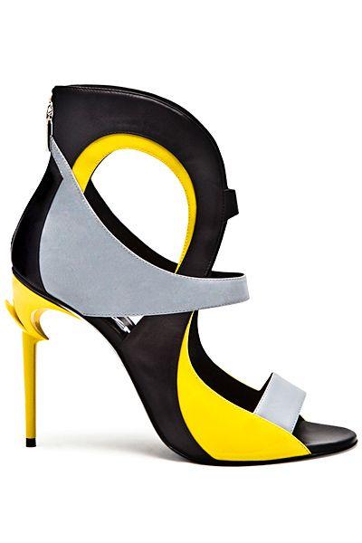 pinterest.com/fra411 #shoes - Vs2R - Shoes - 2014 Spring-Summer
