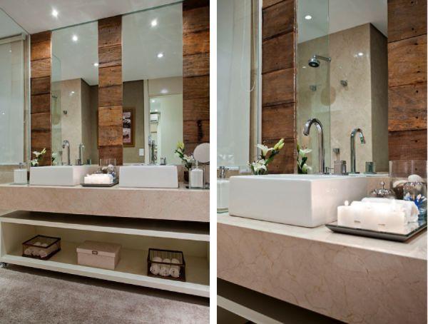 cuba deca quadrada apoio banho casal 2016 decoracao atual
