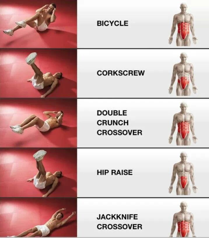 how to get a nice stomach