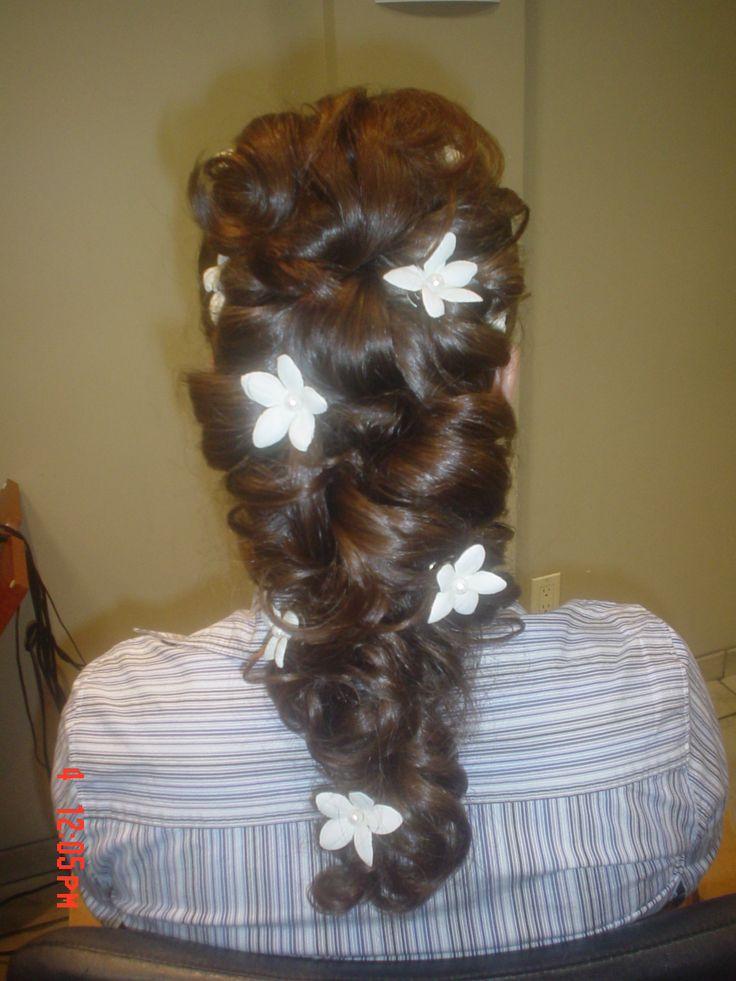 wedding+hairstyles+for+medium+length+hair   Hair Styles for a Beach Theme Wedding   Beach-Theme-Wedding-Ideas